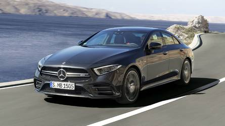 Mercedes-AMG CLS 53 (2018) - AMG se met à l'hybride