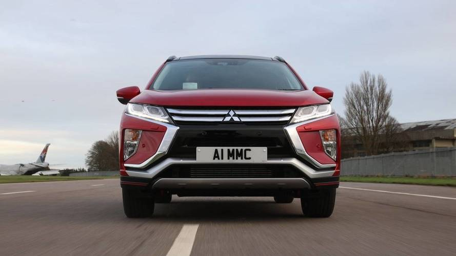 2018 Mitsubishi Eclipse Cross 4WD Auto first drive: Not quite a Qashqai