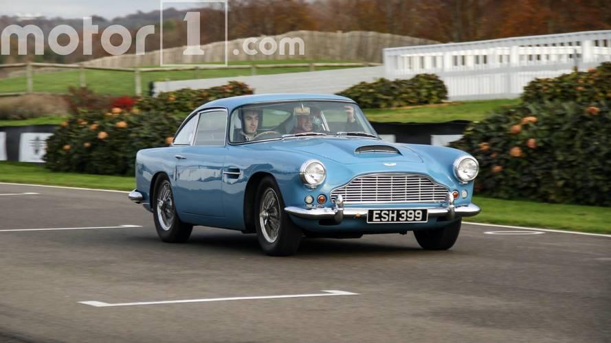 Motor1.com Efsaneleri: 1961 Aston Martin DB4