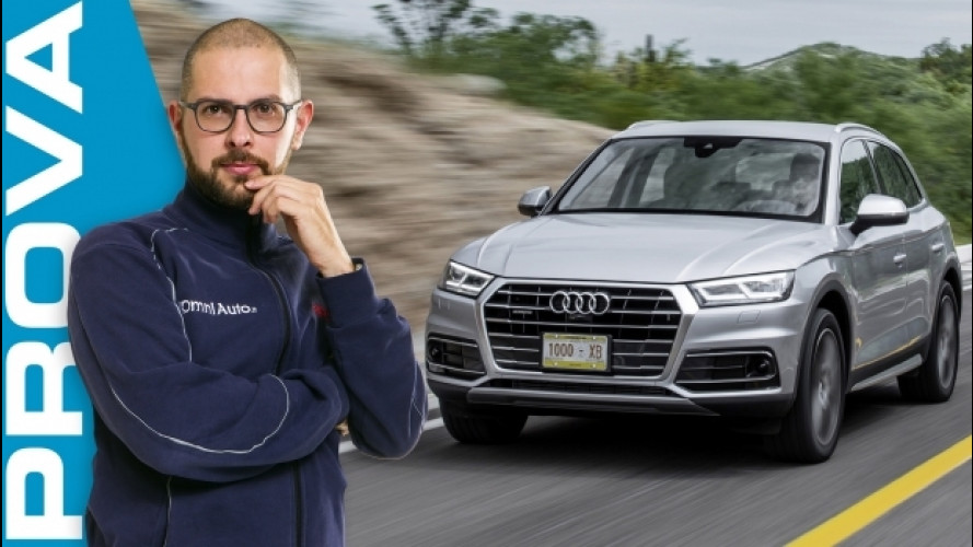 Nuova Audi Q5, The Mexican... TEST!