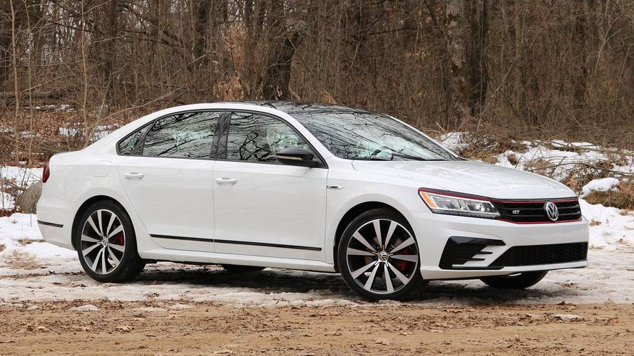 2018 Volkswagen Passat GT Review: Built For America, Obviously