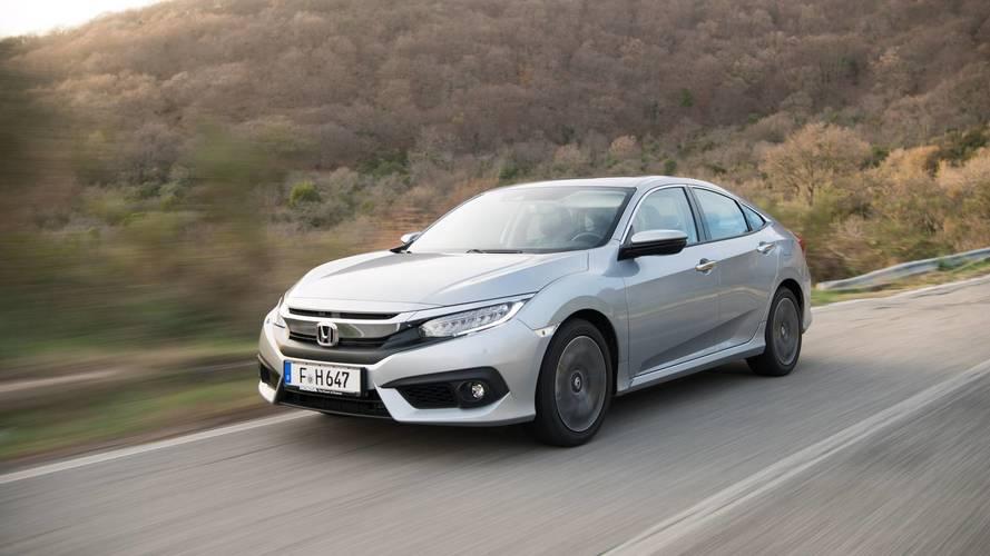 2018 Honda Civic Sedan i-DTEC İlk Sürüş: Dizel gürültüsü de ne?