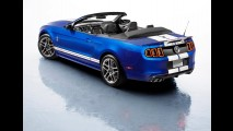 Salão de Chicago: Ford Mustang Shelby GT500 Conversível 2013
