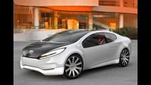 Kia divulga imagens do Ray Concept - Protótipo Híbrido é destaque no Salão de Chicago
