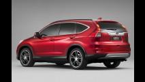Honda CR-V europeu também se renova e ganha até câmbio de nove marchas