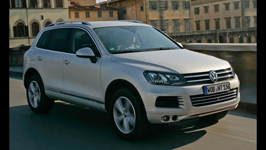 Salão do Automóvel: Novo Touareg é confirmado pela Volkswagen