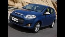 Lista dos carros mais vendidos em janeiro tem Palio líder e Fox em terceiro