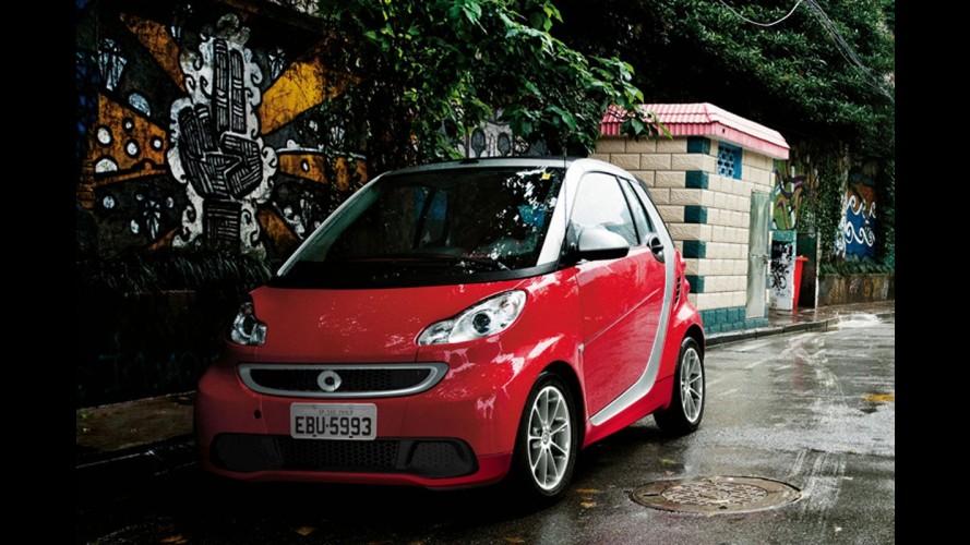 Veja a lista dos carros mais vendidos na Itália em maio de 2012