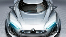 Citroen GT Concept sketch