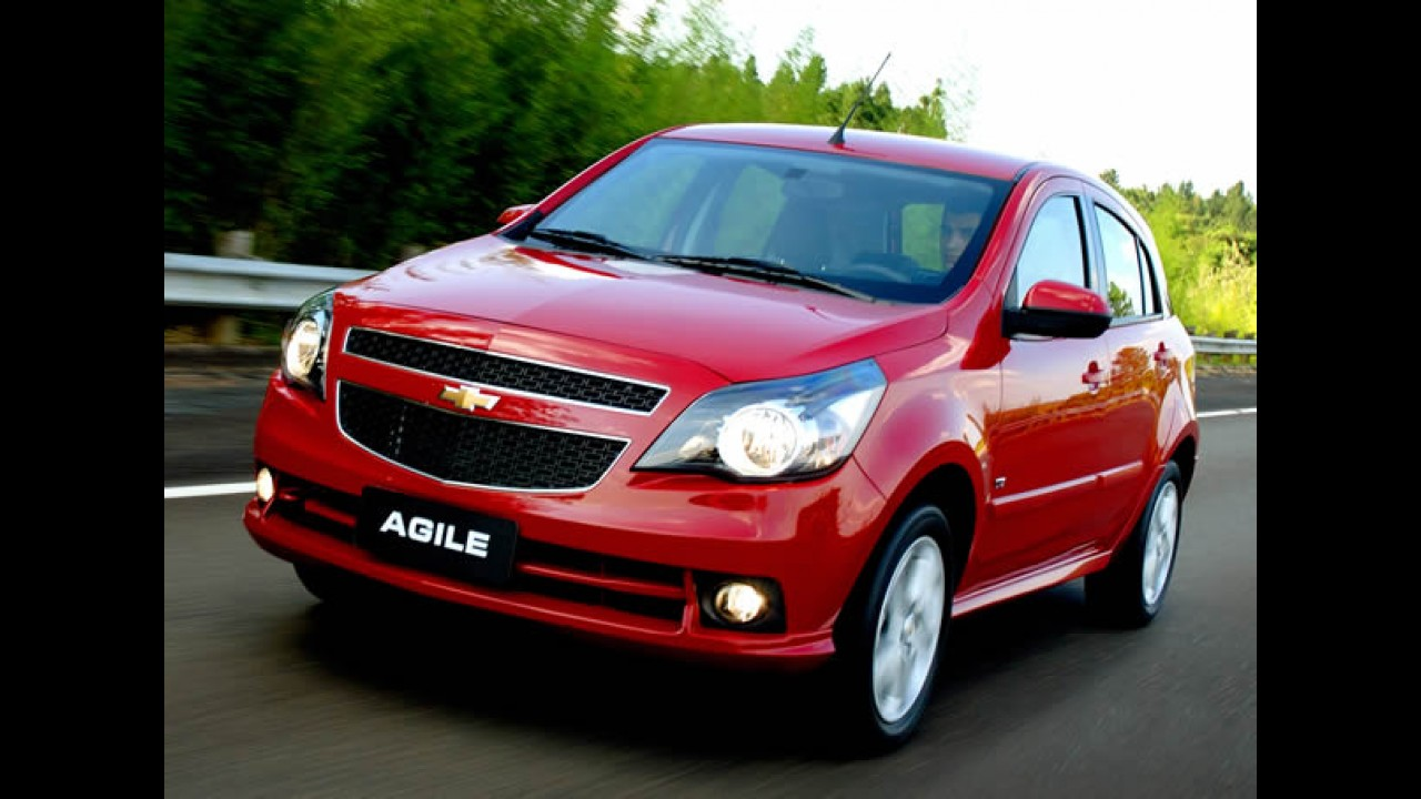 Brasil: Gol inicia 2011 abrindo vantagem - Veja os carros mais vendidos de janeiro