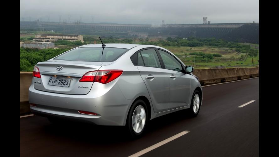 IPI congelado faz Hyundai rever preços do HB20S
