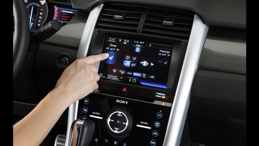 Sistema MyFord Touch vira alvo de reclamações nos EUA