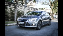 Teste CARPLACE: os novos Focus e Sentra encaram Civic e C4 Lounge