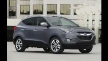 Hyundai Tucson ganha facelift e injeção direta nos EUA - preço inicial equivale a R$ 47.400