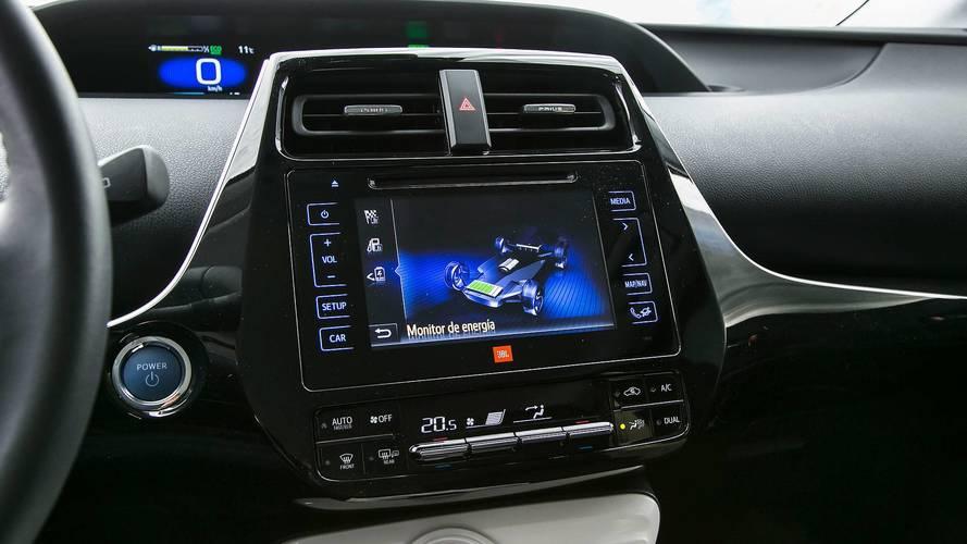 Prueba Toyota Prius 2018