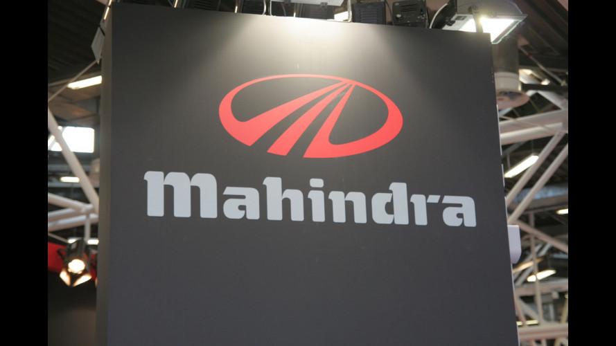 Mahindra al Motor Show 2008