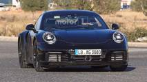 2019 Porsche 911 Turbo Spy Photos