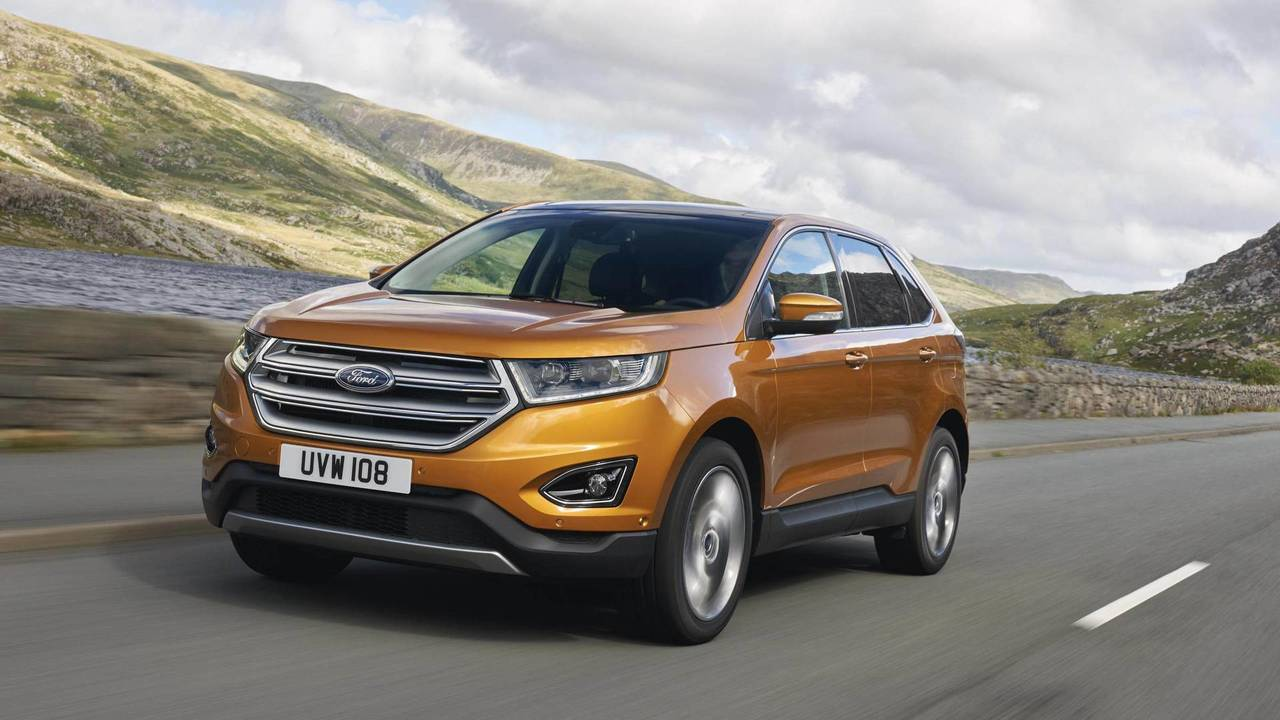 The good value one –Ford Edge