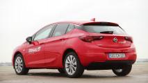 Opel Astra mit Erdgas im Test