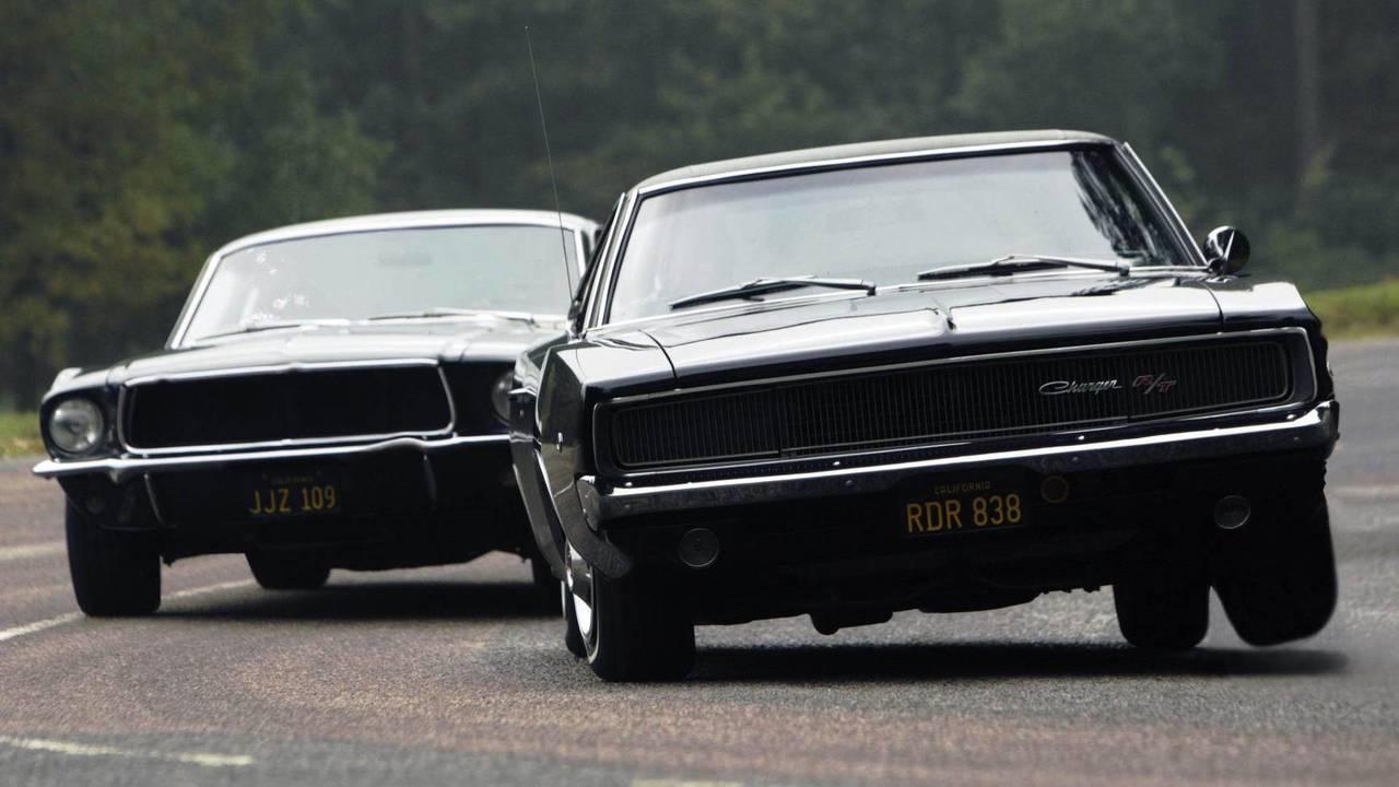 Dodge Charger, Bullitt