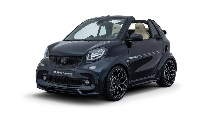 Brabus Smart Fortwo Sunseeker