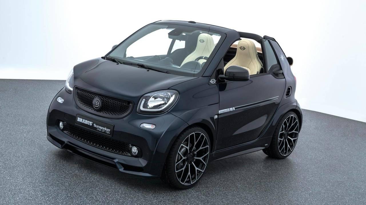 Smart Car Brabus Price