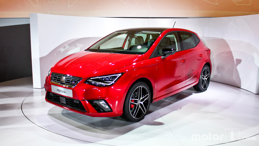 2017 SEAT Ibiza debuts with sharp design, full-LED headlights