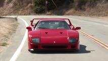 Ferrari F40 Jay Leno's Garage