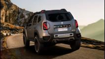 Salão do Automóvel: Renault apresenta conceitos Sandero RS Grand Prix e Duster Extreme