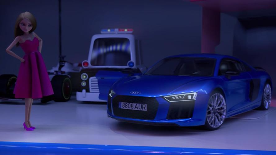 VIDÉO - Un spot de Noël grandiose signé Audi pour fêter la fin de l'année