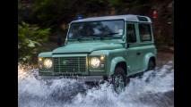 Despedida: Land Rover encerrará produção do Defender nesta sexta-feira