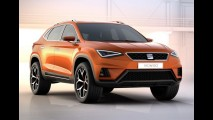 Primo do Tiguan, novo SUV da SEAT é revelado pelo sistema multimídia