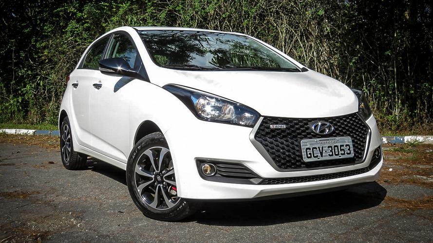 Hyundai HB20 Rspec 2017