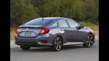 Novo Honda Civic ganha hotsite exclusivo no Brasil; pré-estreia acontece dia 20