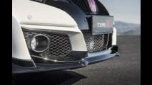 Veja as primeiras fotos do Civic Type-R 2015 que alcança 270 km/h