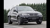 Mercedes mostra primeiro esboço do GLC Coupé, futuro rival do BMW X4