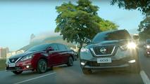 Nissan Sentra e Kicks