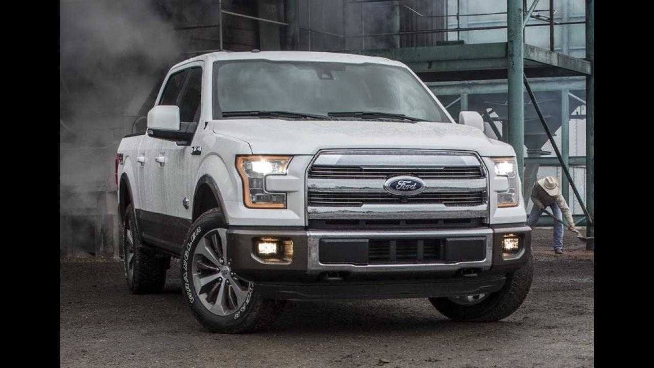 Sucesso: Ford reforça produção da F-150 nos EUA para atender alta demanda