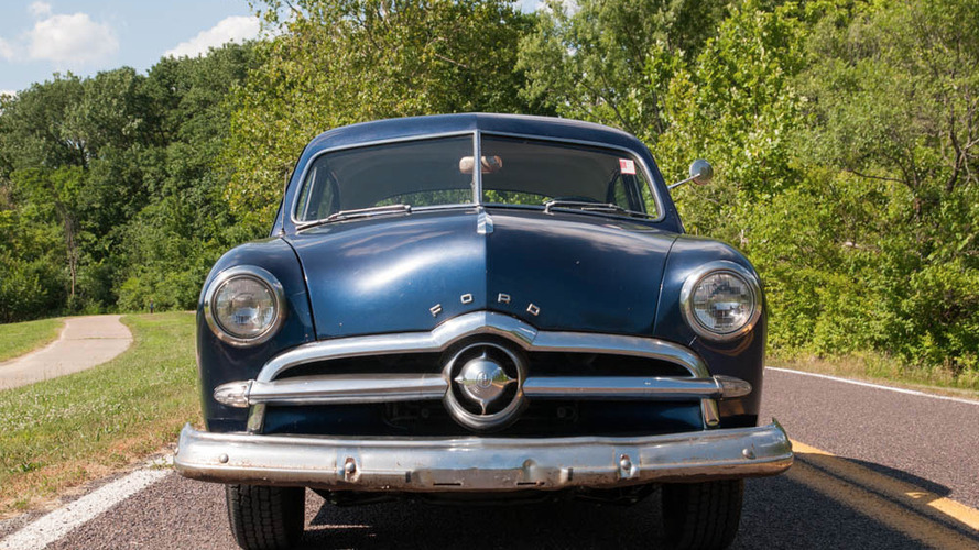 Green Day frontman Billie Joe Armstrong's 1949 Ford is on eBay