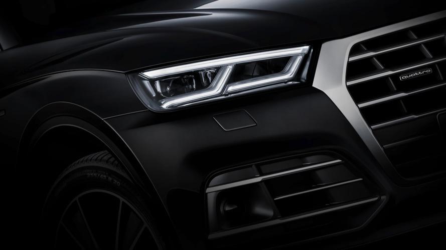 Yeni Audi Q5, yeni far teknolojisi ve genişlemiş bagaj hacmiyle geliyor