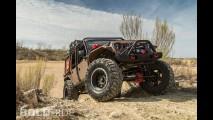 Starwood Motors 'Project Nomad' Jeep Wrangler