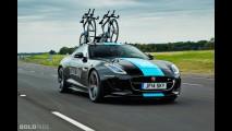 Jaguar F-Type R Coupe Tour de France Concept