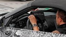 BMW Z5 Spy Photos at Nurburgring