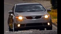 Novo Kia Cerato é lançado no Brasil para brigar com Honda City - Veja os preços e versões