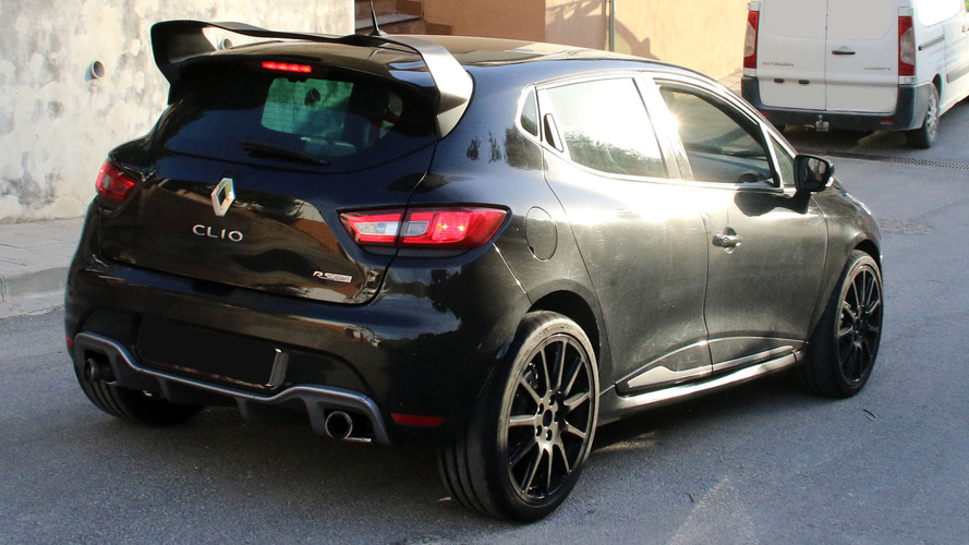 La Renault Clio RS16 est (presque) prête !