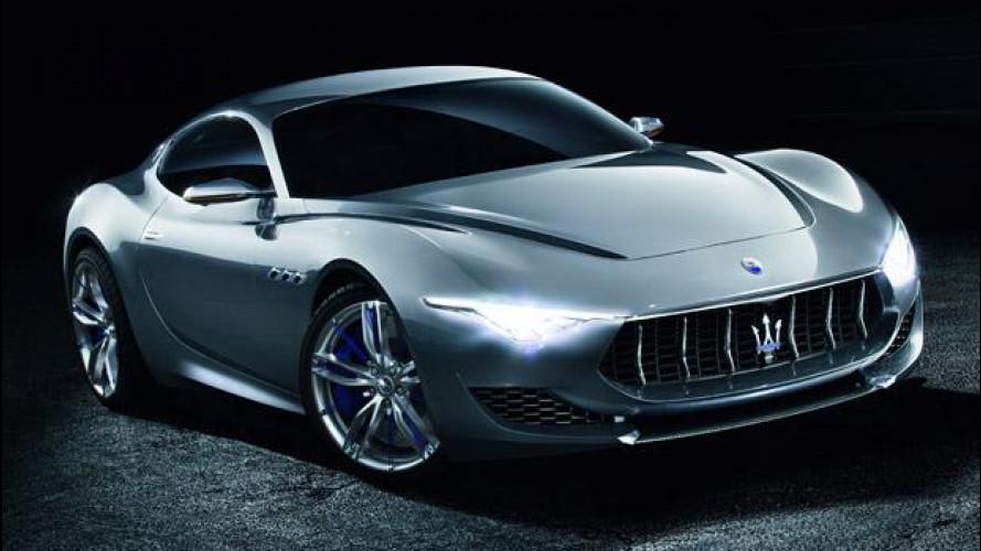 Maserati Alfieri, la tradizione guarda al futuro