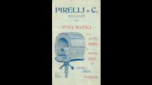 Pirelli, la storia