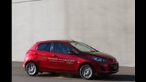 Mazda2 EV Range Extender, elettrica e rotativa