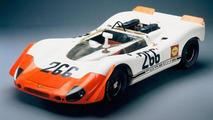 1969 Porsche 908 02 Spyder, winner of the 1969 Targa Florio, 24.06.2010