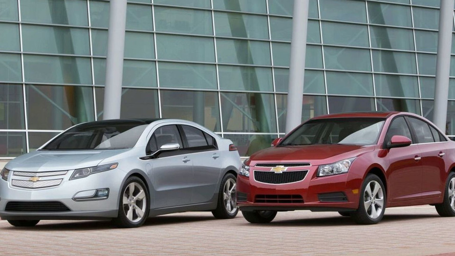 Chevrolet Cruze Plug-in Hybrid under development - report